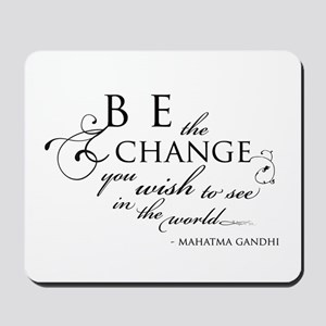Change - Mousepad